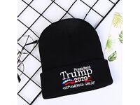 MAKE LIBERALS CRY AGAIN TRUMP 2020 Winter Lei Feng Outdoor Ear Flap Cap Hats LOT