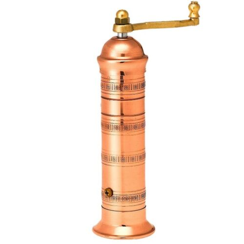 Copper Pepper Mill ALEXANDER #402 7.5″