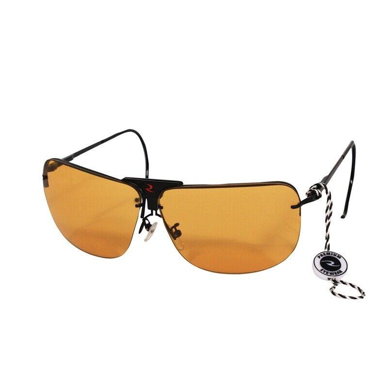 Radians RSG-3 Shooting Glasses 3 Lenses - Clear, Orange & Amber  RSG-3LK-BX