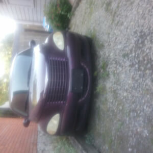 2004 Chrysler PT Cruiser 4 door plus hatchback