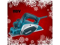 """MAKITA KP0800K 110V 3""""/82MM PLANER WITH CARRYING CASE"""