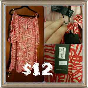 Woman's Clothing Sizes L to 2XL