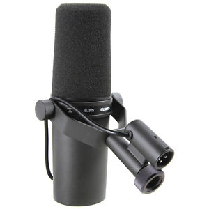 Looking for a nice studio mic