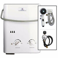 Eccotemp L5 Outdoor Tankless Hot Water Heater RV Cabin Shower