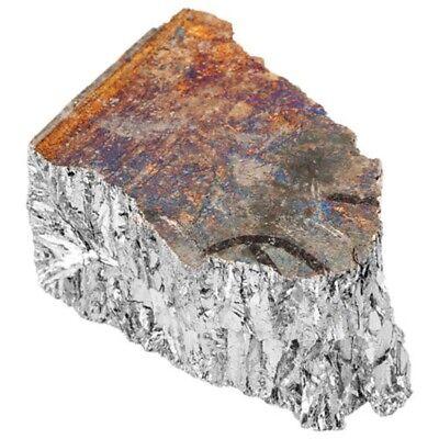 For Bismuth Crystals 1kg2.2lb Bismuth Metal Ingot 99.99 Pure Crystals Geodes