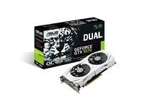 Asus GeForce GTX 1070 Dual OC 8GB Graphics Card ** Warranty **