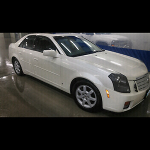 Cadillac CTS Luxury- 2007