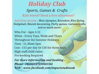 Children's Holiday Club