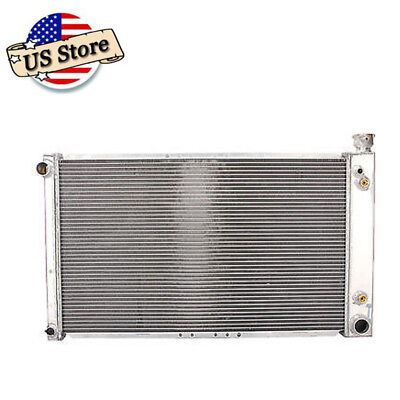 New 618 Radiator For Chevrolet GMC 1988 to 1997 CK SERIES All Full Aluminum AT
