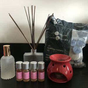Home fragrance set - oils, candles etc paid over $70!