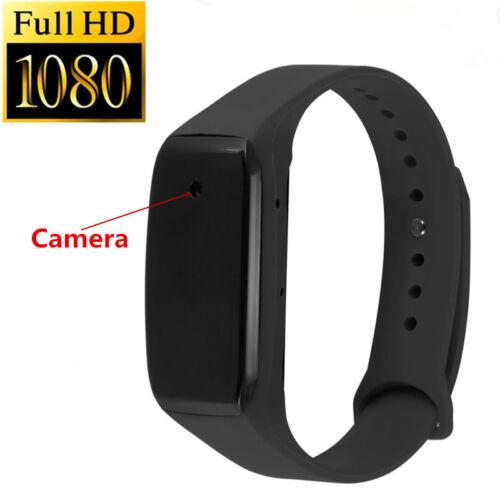 K18 Full 1080P HD 30FPS Spy Hidden Smart Wrist Watch Camera DV Video Recorder