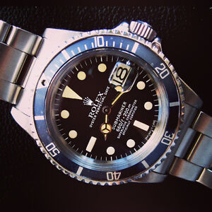 WATCHES COLLECTOR LOOKING FOR VINTAGE ROLEX OMEGA HEUER TUDOR