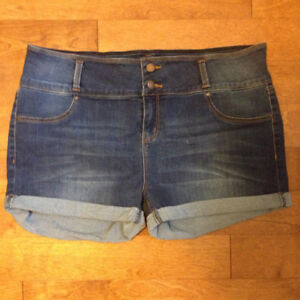 Short Denim Design Lab, taille 30