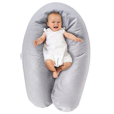 Theraline Stillkissen Lagerungskissen Baby Kissen - Dodo Pillow Premium - 180