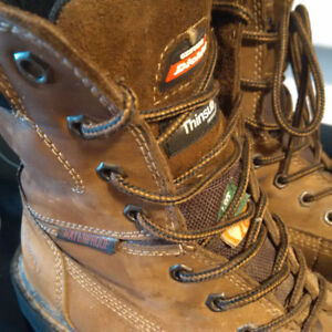 Dickies Work Boot Mens Size 8 (GREAT SHAPE)