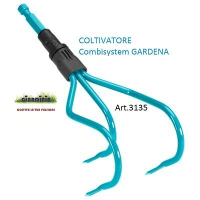 COLTIVATORE COMBISYSTEM GARDENA Art.3135