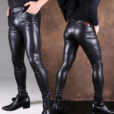 Skinny Lederhose Herren Test Vergleich +++ Skinny Lederhose