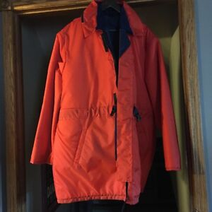 Waterproof Hunting Jacket with liner