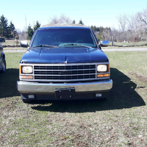 1995 Chevy 1500 long box reg cab 2wd **AS IS**