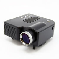 MINI HD LED PROJECTORS. GREAT FOR MANCAVE, BASEMENT, GAMING