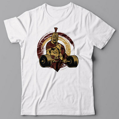 Spartan Funny (Funny T-shirt - Spartan Gym, workout inspiration Tee shirt -)