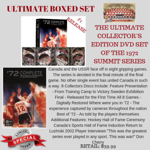 CLOSEOUT/ 72 COMPLETE - COLLECTORS EDITIONS/ 8 DVD BOXED SET