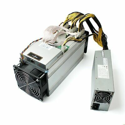 Bitmain Antminer S9 13.5T Brain OS installed  9.6 - 17.2TH/s w/ APW3++ PSU  for sale  Shipping to South Africa