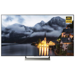 """Sony 55"""" 4K UHD HDR OLED Android Smart TV (XBR55A1E)"""