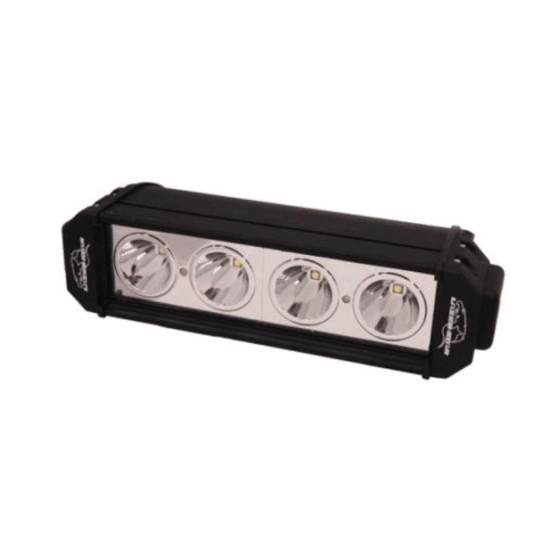 Details About Lazer Star Light Bar 10 Inch Discovery 10 Watt Spot 4 Led Lx1004