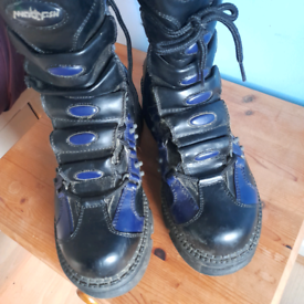 Madfish Vegan Rock boots