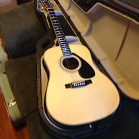 Yamaha FD02  mint shape with tric case