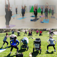 Mommy and Me Fitness Business for Sale in Beautiful Kelowna BC