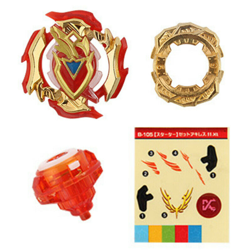 32 Type Beyblade Burst Starter Spinning Top Toys Bayblade without Launcher Hot Action Figures