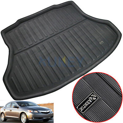 Cargo Liner Boot Rear Trunk Tray Floor Mat Carpet For Acura ILX 2012-2018