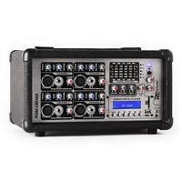 Power Dynamics Mixer 4 Canali 800w Amplificatore Professionale Eq 5 Bande 15v - canali - ebay.it