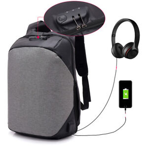 The New 2018 Anti-theft, USB charging, waterproof, laptop bag
