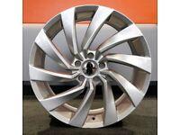 """19"""" Scirocco 2 style Alloys & Tyres for Golf MK5, MK6, MK7, Jetta, Seat Leon MK2, MK3"""