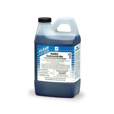 Spartan Clean On The Go 1 Nabc Cleaner 2 Liter Bottle 4 Bottles Per Case