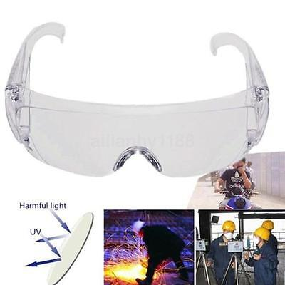 New Safety Eye Protection Glasses Goggles Lab Dust Paint Dental Industrial Ca