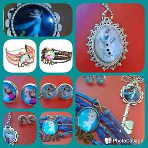 New Frozen Jewelry items  $4 each