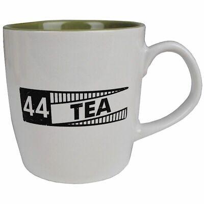 No.44 Libro de la Ración del té Taza de la galleta Taza...