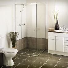 CHEAP SEMI FRAMELESS SHOWER SCREENS MELBOURNE AND SURROUNDS Melbourne Region Preview