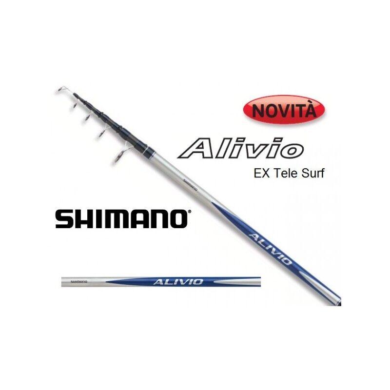 CANNA SHIMANO ALIVIO EX TELE SURF 400 MT. 100 GR- OFFERTA SOTTOCOSTO