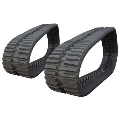 Pair Of Prowler Case 450ct At Tread Rubber Tracks - 400x86x55 - 16