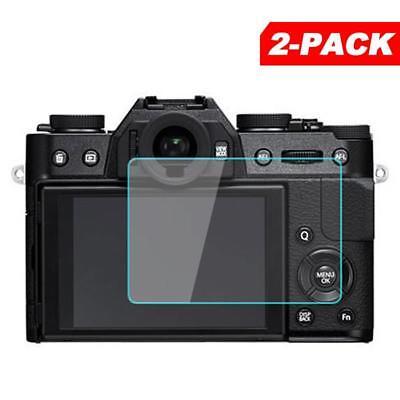 2x Tempered Glass Screen Protector for Fujifilm X-T20 X-T10 X-A2 X-E3 XT20 X30