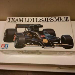 Model Kit - 1/20 Team Lotus JPS MK III