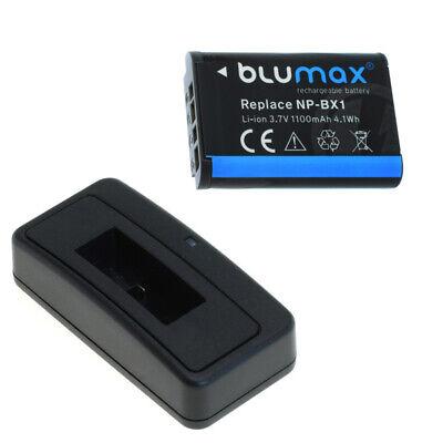 Akku + USB-Ladegerät für Sony Cyber-shot DSC-WX300 / DSC-WX350 / DSC-WX500 online kaufen