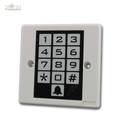 UP Keypad Tastenfeld Tastatur für zB Alarmanlagen Schlösser Sicherheitssystem