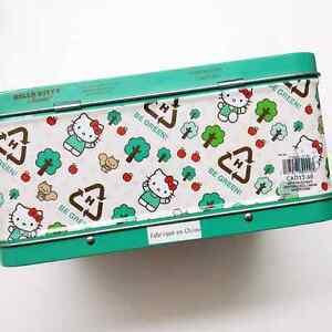 Hello Kitty Collectible Metal Lunch Box Sanrio Kitchener / Waterloo Kitchener Area image 6