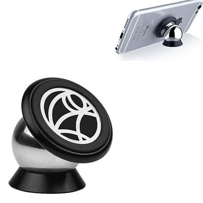 Best Car Phone Holder 100% Universal Magnetic Dashboard Mount Kit by